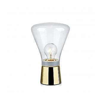 Jack Tafel lamp Messing 1 Lamp