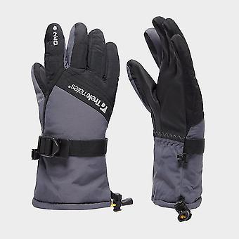 New Trekmates Kids' Mogul Gloves Grey