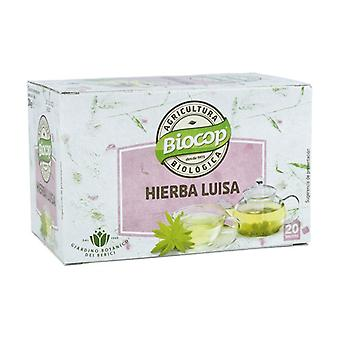 Lemon verbena infusion 20 units