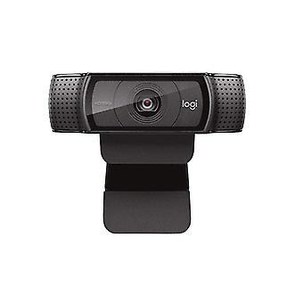 Black Logitech C920E Hd Pro 1080P Webcam