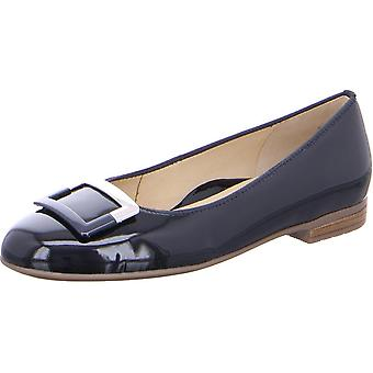 Ara sardinia highsoft low heels womens blau
