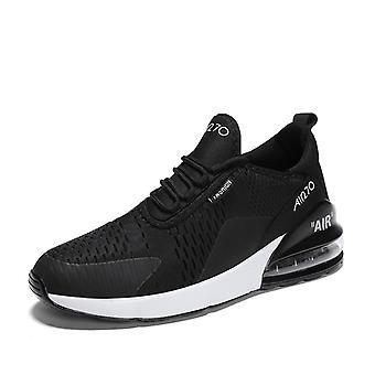 Pareja Deportes Deportivos Zapatos de Carrera 270-1 Negro