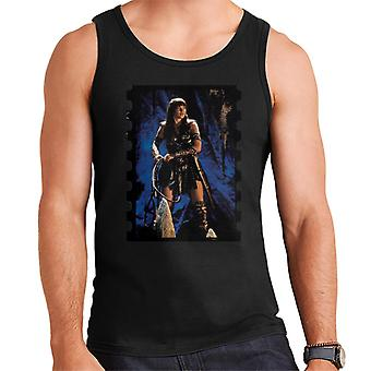 Xena Warrior Princess The Cave Men's Vest