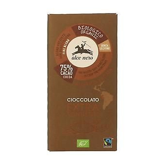 Extra Dark Chocolate with 75% Cocoa 100 g