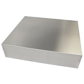 Hammond 1444-17154 Aluminium Chassis 432x381x102mm Natural