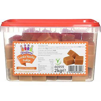 キングスウェイピック&ミックス菓子ロンカバニラファッジ1キロ