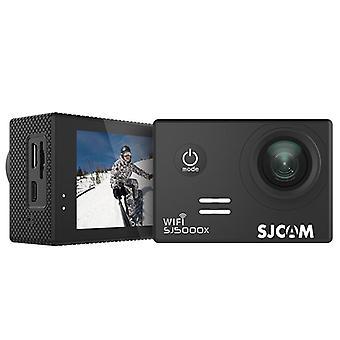 Wifi 4k 24fps / 2k 30fps Action Camera, 30m Vandtæt Sports Videocamera