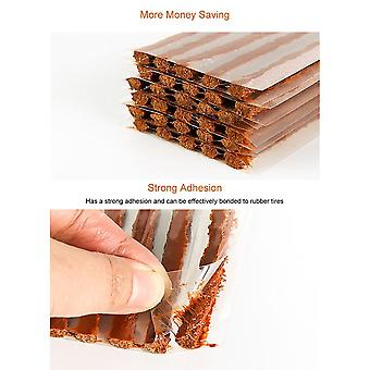 Puncture Repair Strips For Car Motorcycle Tire Tubeless Seal & Tools (1pcs)