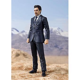 Iron Man S.H. Figuarts akciófigurája Tony Stark (A vasember születése) 15 cm