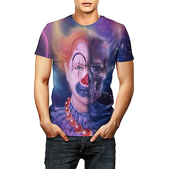 T Shirt Men Joker Face