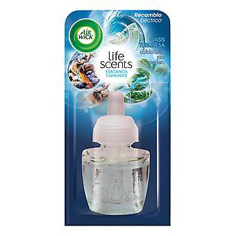 Air Freshener Refills Oasis Turquesa Air Wick (19 ml)