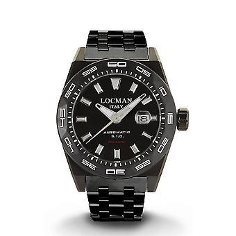 Locman wristwatch STEALTH 300Mt 0215V4-KKCKNKBRK