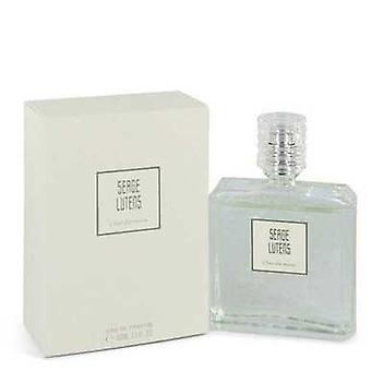 L'eau D'armoise Av Serge Lutens Eau De Parfum Spray (unisex) 3.3 Oz (kvinnor) V728-544798