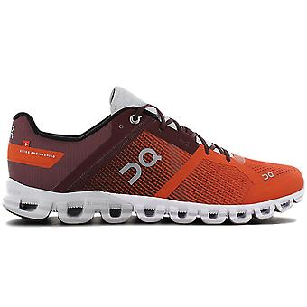 ON Running Cloudflow - Men's Running Shoes Orange-Red 25.99588 Sneakers Sports Shoes