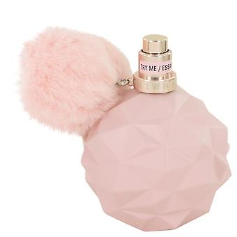Zoet als Candy Eau De Toilette Spray (Tester) door Ariana Grande 3.4 oz Eau De Toilette Spray