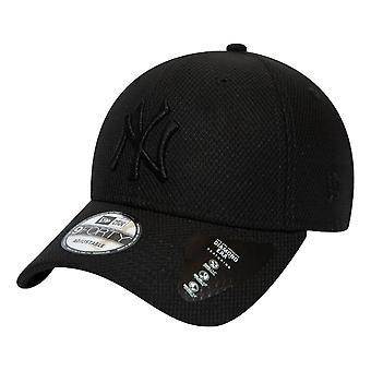 New Era NY Yankees Diamond Era 9Forty Cap - Black