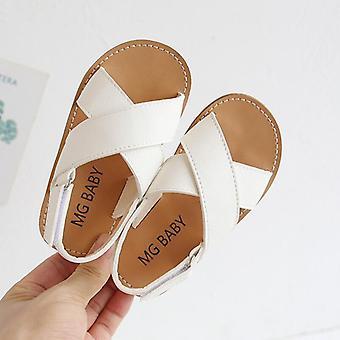 طفل غير زلة أحذية الشاطئ الحلو الأميرة الصنادل الصيفية
