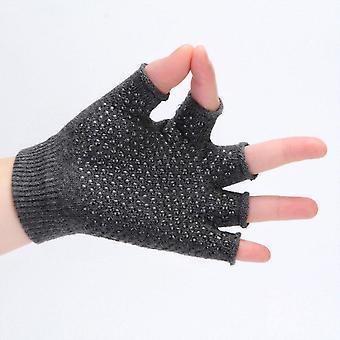 Rękawice sportowe-mężczyźni Gym Fitness Antypoślizgowy Trening Trening Kulturystyki
