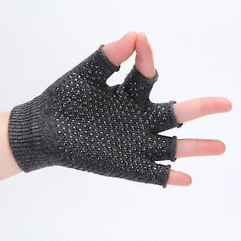 Sports Gloves-men Gym Fitness Non-slip Training Workout Bodybuilding