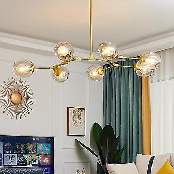 Modern Metal Led Chandelier Lighting Lamp( Set 2)