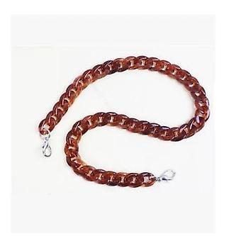 Plastic Resin Bag Strap Or Neck Chain Belt