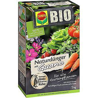 COMPO BIO Natural Fertilizer Guano, 1 kg
