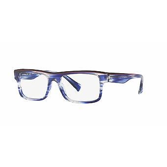 Alain Mikli A03047 002 Bordeaux Blue Paint Glasses