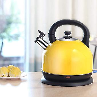 Gerui YZY™ SH3002 Home Kitchen Electric Kettle, 1500W, 2 litres Yellow Kettle Electric