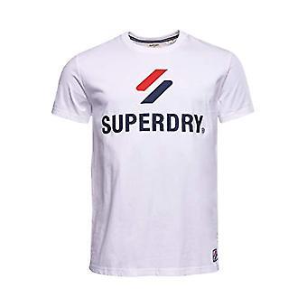 Superdry M1010967A T-paita, Optiikka, XXL Miesten