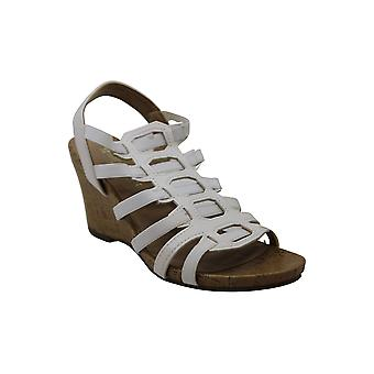 Naturalizer Womens Never Open Toe Casual Ankle Strap Sandals