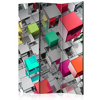 Biombo - Colours of Metal [Room Dividers]