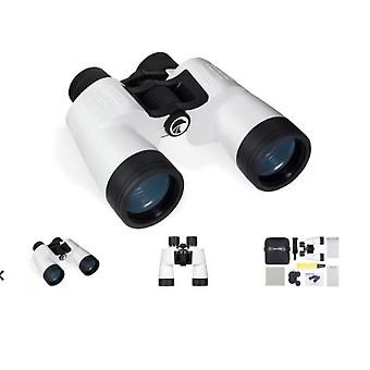PRAKTICA Marine Charter 7 x 50 Waterproof Binoculars White