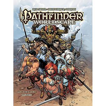 Pathfinder Worldscape: Volume 1 Hardcover