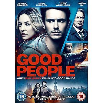 Bra människor DVD