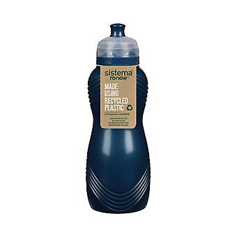 Sistema Renew Wave Bottle 600ml, Dark Blue