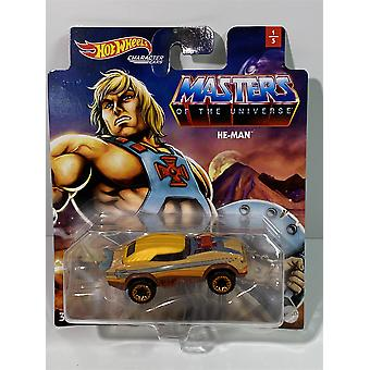 Hot Hjul He-Man Master of the Universe Character Car GRM21
