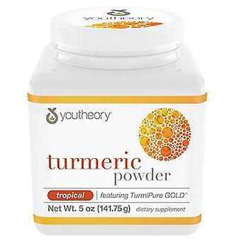 Youtheory Turmeric Powder, 5 Oz