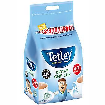 Tetley Decaf One Cup Tea Bags