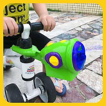 Fahrrad Bubble Machine Automatische Bubble Machine Gun Seife Glow Bubble Blower Outdoor Kinder