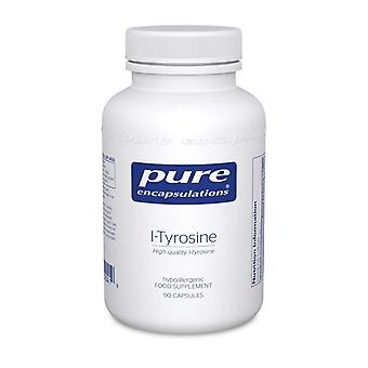 Pure Encapsulations l-Tyrosine Capsules 90 (LT59UK)