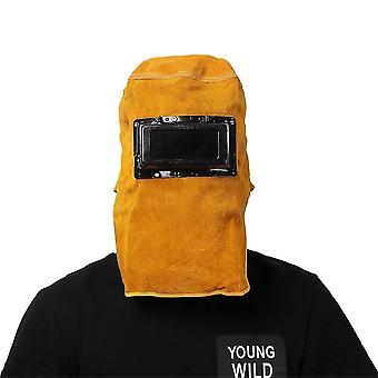 Solar Automatic Welding Helmet Mask Head-mounted Goggles