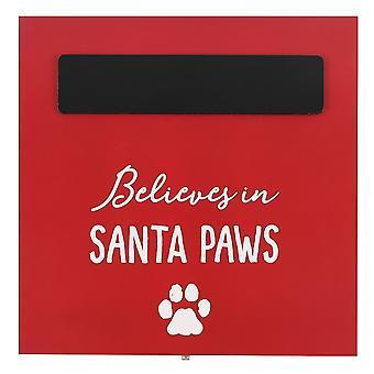Something Different Santa Paws Christmas Gift Box