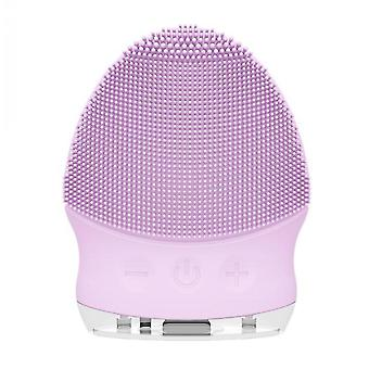 Venalisa Electric Silicone Facial Cleaning Brush,beauty Facial Massager For Deep Pore