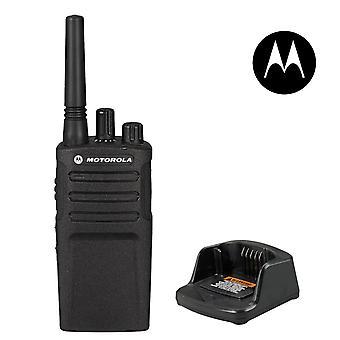 XT420 Radio empresarial sin licencia PMR446 Walkie talkie resistente + cargador