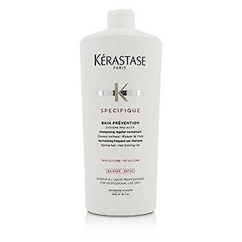 Kerastase Specifique Bain Prevention Normalizing Frequent Use Shampoo (cabello normal - Hair Thinning Risk) - 1000ml/34oz