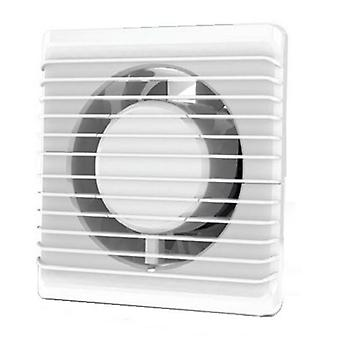 Low Energy Silent fürdőszoba Extractor Fan 100, 125mm időzítő Humidistat