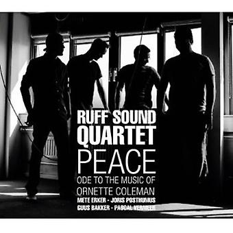 Ruff Sound Quartet - Peace: Ode to the Music of Ornette Coleman [CD] USA import