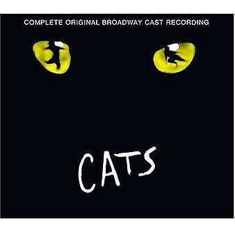 Andrew Lloyd Webber - Cats [Original Broadway Cast] [CD] USA import