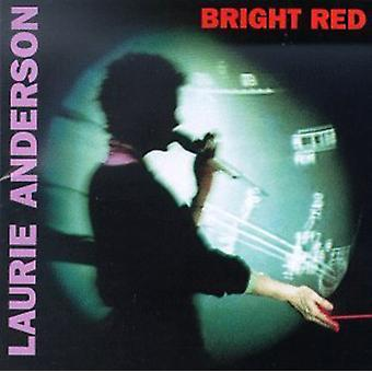 Laurie Anderson - Bright Red [CD] USA import