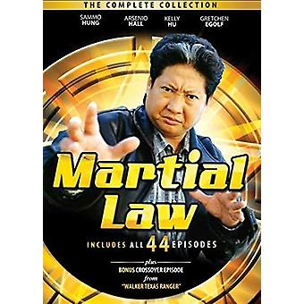 Martial Law: Complete Collection [DVD] USA import